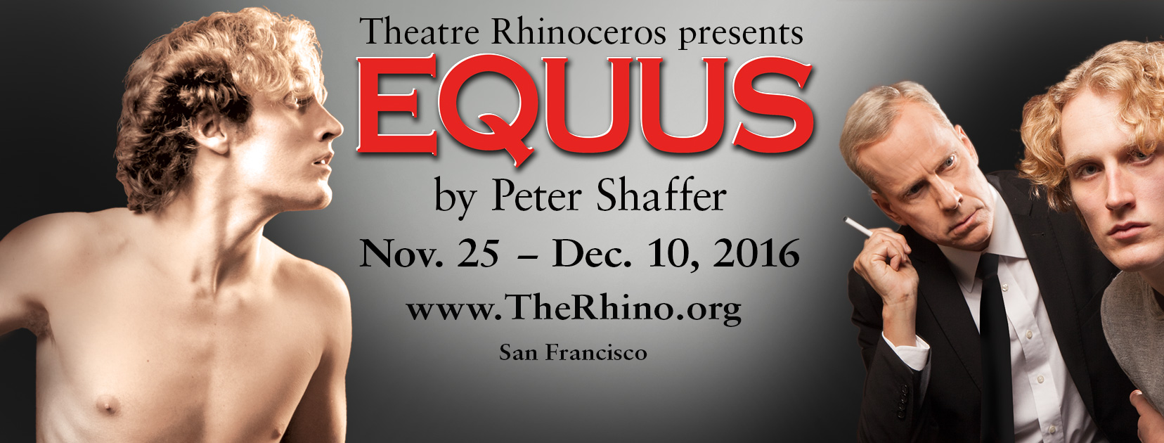 analysis on shaffer s equus Equus questions peter shaffer's equus examines the minds of a young stable boy who has blinded several horses and analysis on shaffer's equus essay.