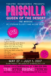 Priscilla, Queen of the Desert post card