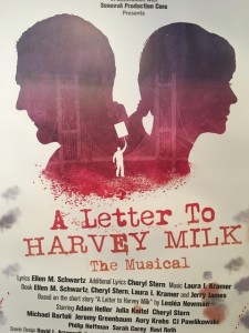 A Letter to Harvey Milk poster
