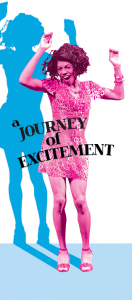 """A Journey of Excitement"" Brochure cover"