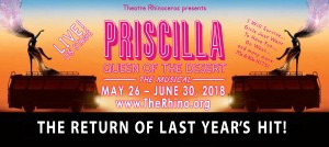 Priscilla, Queen of the Desert (2018 Production)
