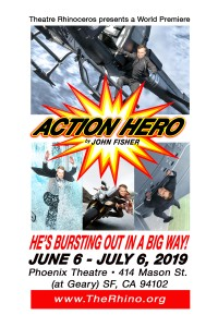 Action Hero Poster