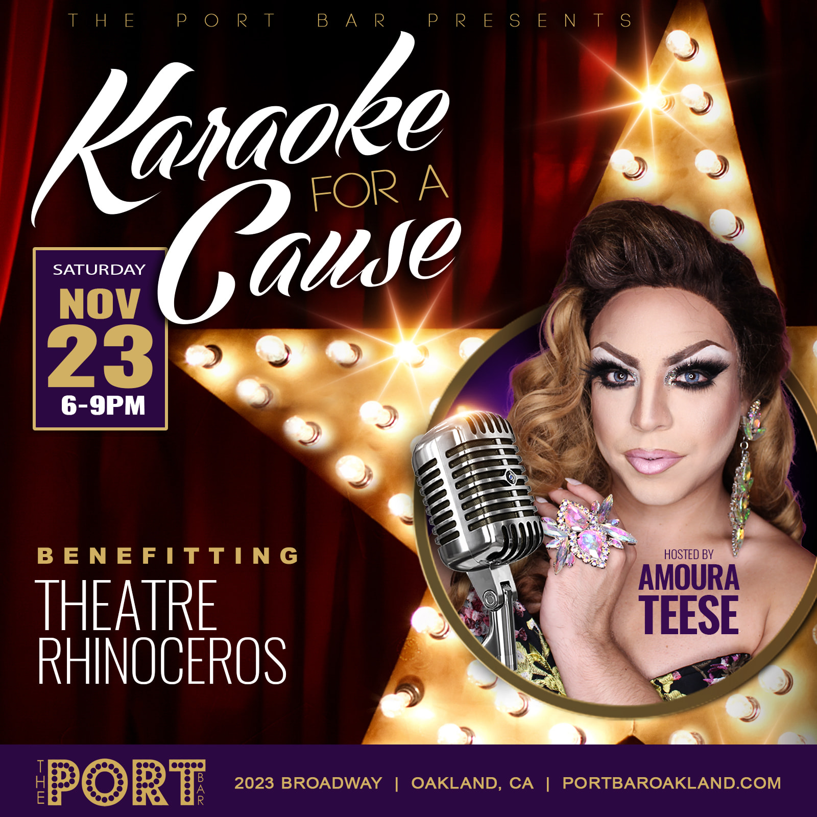 Karaoke for a Cause