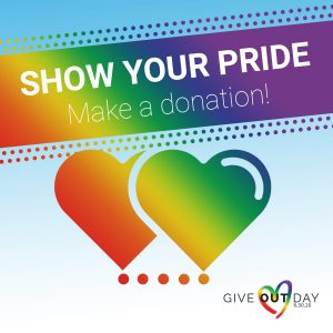 Give Out Day 2020 Graphic